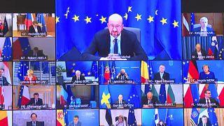 AB sanal devlet liderleri zirvesi