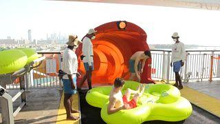 حديقة دبي المائية