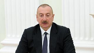 """Azerbaycan Cumhurbaşkanı İlham Aliyev, """"Ermenistan hiçbir zaman bu kadar acınası durumda olmamıştı."""" açıklamasında bulundu."""