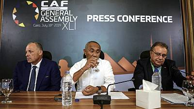 Meet the 4 men vying for CAF presidency