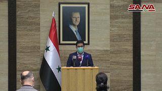 وزير الصحة السوري