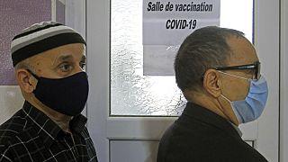 L'Algérie reçoit un don de la Chine de 200 000 doses de vaccin