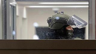 یورش پلیس برلین