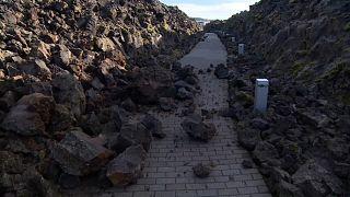 Erdbeben auf Island