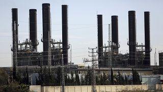 Gazze Şeridi'nde bir adet termik santral bulunuyor.