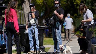 Lady Gaga'nın köpeğinin çalındığı yer / Hollwood