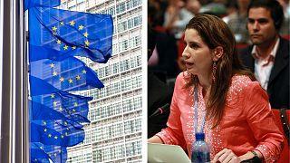 کلودیا سالرنو کالدرا، سفیر ونزوئلا در اتحادیه اروپا