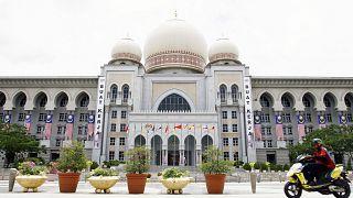Adalet Sarayı, Kuala Lumpur, Malezya