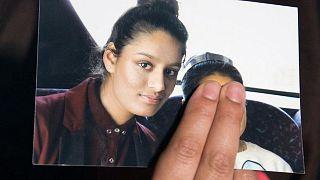 Handout photo of Shamima Begum