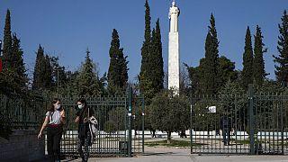 Κέντρο Αθηνας- στο «κόκκινο» παραμένει η περιοχή