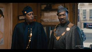 Eddie Murphy, Arsenio Hall get the band back together for 'Coming 2 America'