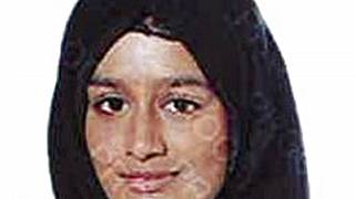 This undated photo released by the Metropolitan Police of London, shows Shamima Begum