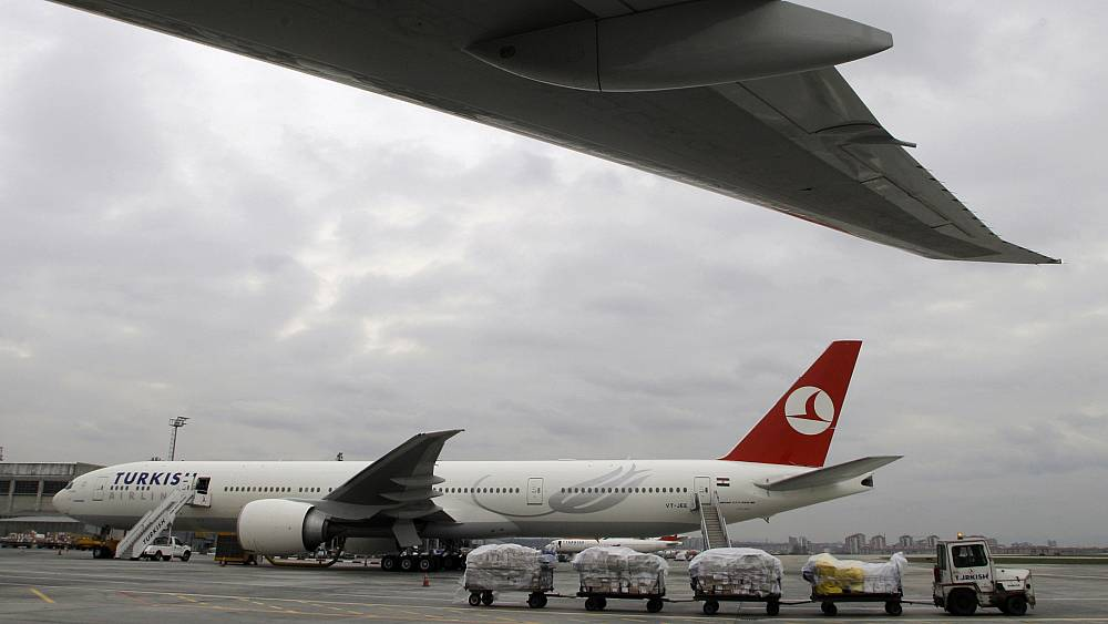 Boeing 777 flight makes unscheduled landing in Moscow