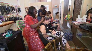 Un salon de beauté spécialisé en tresse africaine au cœur de Darwin