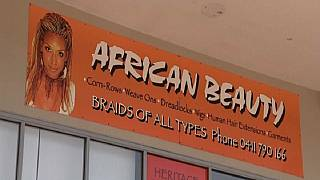 Kenyan-owned 'African Beauty' hair salon thrives down under
