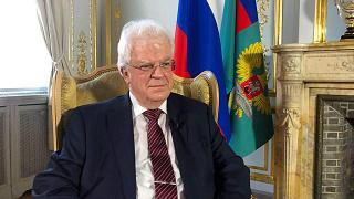 Ambassador Chizhov regretted the EU's decision to impose sanctions on Russia.