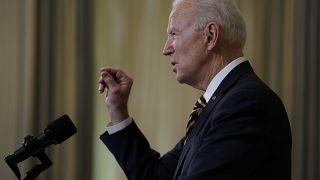 جو بایدن، رئیس جمهوری ایالات متحد آمریکا