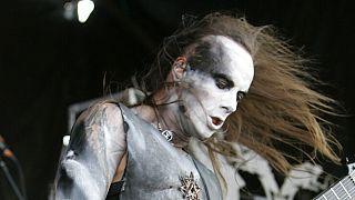 Imagen de archivo de Adam Darski, líder de Behemoth