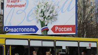 Референдум в Крыму в 2014 году. Архивное фото