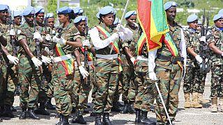Etiyopyalı BM Barış Gücü askerleri (ARŞİV)