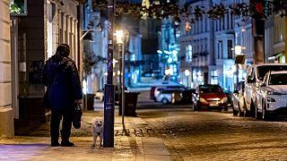 Nächtliche Ausgangssperre in Flensburg