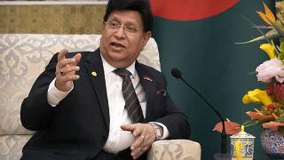 Bangladeş Dışişleri Bakanı Abul Kalam Abdul Momen