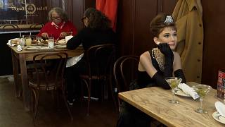 Wax celebs join indoor diners at NYC restaurant