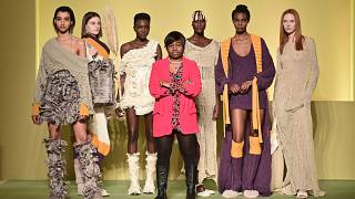 Cinq stylistes d'origines africaines ouvrent la Fashion Week de Milan