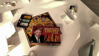 """Ein echter Flop: Das Brettspiel """"Trump - The Game"""""""
