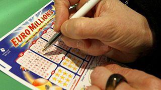 Lotterie Euromillions - ARCHIV