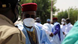 Niger's opposition leader Mahamene Ousmane calls for release of political prisoners