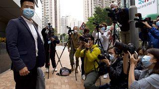 Hong Kong acusa a 47 activistas prodemocráticos de subversión bajo su ley de seguridad