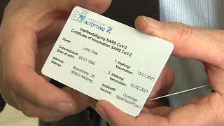 Un passaporto covid: la Baviera fa le prove ma non tutti sono favorevoli