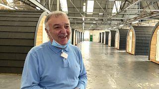 Βρετανία:Πρωτότυπα καταλύματα για τους αστέγους
