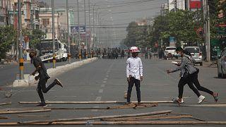 روز مرگبار اعتراضات در میانمار