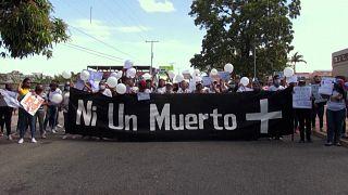 Βενεζουέλα:Διαδηλώσεις για τις δολοφονίες 3 γυναικών