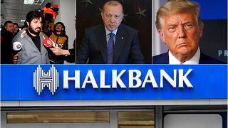 Der Spiegel'in 'Halkbank davası' haberinde iş insanı Reza Zerrab, Türkiye Cumhurbaşkanı Recep Tayyip Erdoğan ve ABD eski Başkanı Donald Trump'ın isimleri de geçiyor.