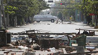 «18 νεκροί στις διαδηλώσεις της Κυριακής στην Μιανμάρ» λέει ο ΟΗΕ