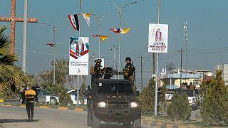 آمادهسازی برای نخستین سفر پاپ فرانسیس به عراق