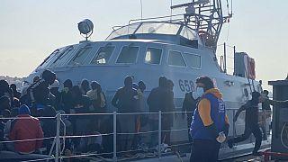 Libye : une centaine de personnes secourues en Méditerranée