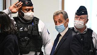 Der frühere französische Präsident Nicolas Sarkozy