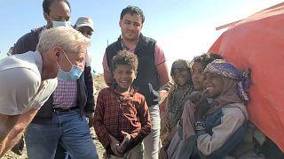 """Ян Эгеланд: """"Йемену грозит голод"""""""