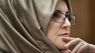 Cinayete kurban giden gazeteci Cemal Kaşıkçı'nın nişanlısı Hatice Cengiz