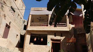 عمان - فنادق الطين