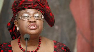 """We need to call out this behaviour when it happens,"" tweeted Ngozi Okonjo-Iweala."