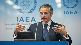 رافائل گروسی، مدیرکل آژانس بینالملی انرژی اتمی