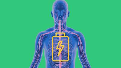 This new technology turns the body into a battery by harnessing body heat that is lost through the skin.