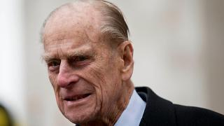 Britain's Prince Philip has been moved to another hospital in London