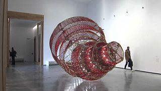 "Obra ""Descending Light"" de Ai Weiwei"