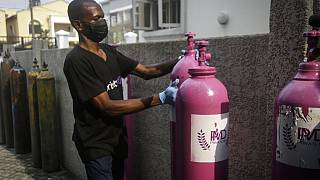 Africa sees big shortage of oxygen during COVID-19 pandemic